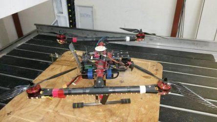 NEM: Η Ελληνική εταιρεία που κατασκευάζει ελικόπτερα Drones