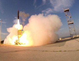 Συνεχίζει το Ισραήλ τις δοκιμές του αντιβαλλιστικόύ συστήματος Arrow 3