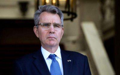 Επίσκεψη στην Δούρου από τον Αμερικανό Πρέσβη για τον ιό του Δυτικού Νείλου