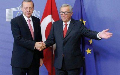 Ο Ερντογάν θα βρει την σωτηρία του στην Ευρώπη και το γνωρίζουν όλοι