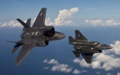 Οι εντάσεις φέρνουν εξοπλισμούς – Η Ταϊβάν συζητά την απόκτηση  αεροσκαφών F-35