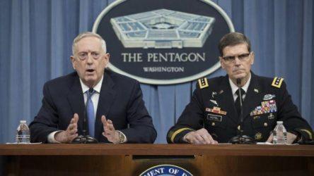"""""""Βόμβες"""" του στρατηγού Βότελ στο Κογκρέσο: Ο Άσαντ κέρδισε τον εμφύλιο πόλεμο"""