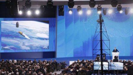 Νέα υπερόπλα παρουσίασε ο Πούτιν: ''Τώρα η Δύση θα μας ακούει'', προειδοποίησε