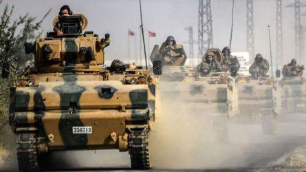 """""""Σίγησαν"""" οι λογαριασμοί στο twitter του YPG – Οι Τούρκοι στο κέντρο του Αφρίν ανενόχλητοι"""