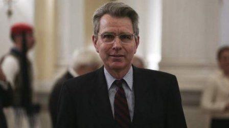 Στα Καλάβρυτα σε ιδιωτική επίσκεψη ο Αμερικανός πρέσβης