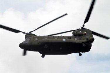 Νέα πρόκληση Τούρκων – F16 παρενόχλησαν ελικόπτερο που μετέφερε τον αρχηγό ΓΕΣ