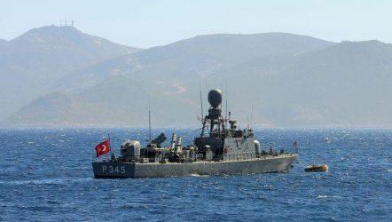 Νέα προκλητική NAVTEX για το Καστελόριζο εξέδωσε η Τουρκία
