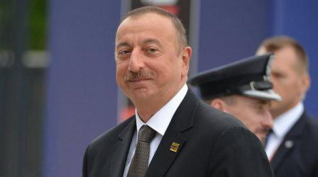 Αζερμπαϊτζάν: Με 86% ο Ιλχάμ Αλίεφ επανεξελέγη πρόεδρος της χώρας