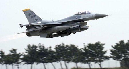 ΗΠΑ: Συντριβή F-16 κατά τη διάρκεια της αποστολής εκπαίδευσης