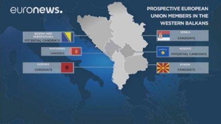 Προοπτική ένταξης για Αλβανία-FYROM, απομακρύνεται η Τουρκία