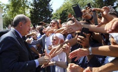 Αλέξανδρος Μαλλιάς: Κίνηση υψηλού συμβολισμού η ομιλία Ερντογάν  στο Σεράγεβο