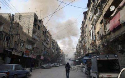 Ρωσικό ΥΠΕΞ: Καπνογόνες βόμβες από το Σάλσμπερι βρέθηκαν στην ανατολική Γούτα