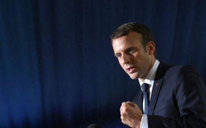 Μακρόν: Η Γαλλία θα στηρίξει την Ελλάδα εάν απειληθεί η κυριαρχία της