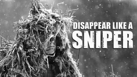 Οι τεχνικές κάλυψης – απόκρυψης των Βρετανών ελεύθερων σκοπευτών στα χιόνια της Εσθονίας