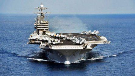 Το αεροπλανοφόρο USS Harry S. Truman έρχεται στην Μεσόγειο