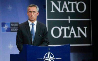 Και ο Γενικός Γραμματέας του ΝΑΤΟ στην Ελλάδα