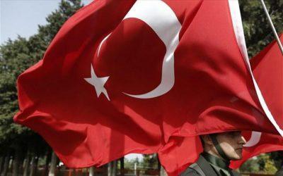 Κωνσταντίνος Γρίβας: Σε στρατηγικό αδιέξοδο έντασης η Τουρκία