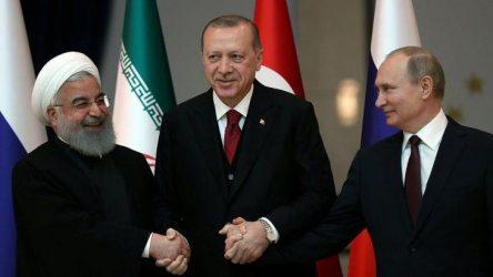 Γιώργος Αδαλής : Η ουσία της συνάντησης Πούτιν- Ερντογάν και Ροχανί