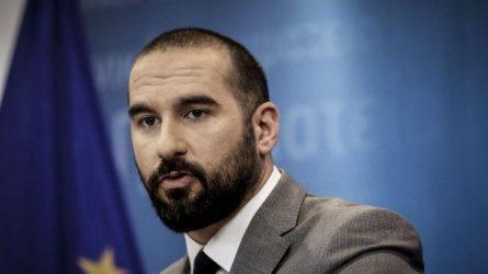 Δημήτρης Τζανακόπουλος: Με συζήτηση θα εξηγηθούν ορισμένα πράγματα σε σχέση με τη συμφωνία από την πλευρά της πΓΔΜ