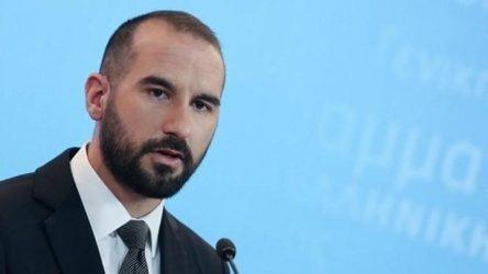 Τζανακόπουλος: Λήξαν το θέμα με τους Ρώσους διπλωμάτες