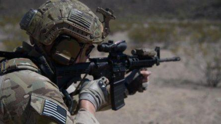 ΗΠΑ: 150 στελέχη της Εθνοφρουράς στα σύνορα με το Μεξικό