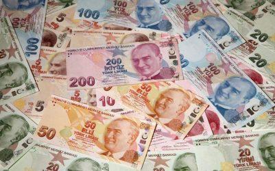 Τουρκία: Πτώση της λίρας μετά την αύξηση του πληθωρισμού