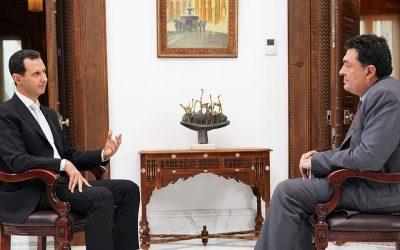 Αποκλειστική συνέντευξη του προέδρου της Συρίας Μπασάρ αλ Ασαντ στην «Κ»: «Κατασκευασμένες οι κατηγορίες για χημικά»
