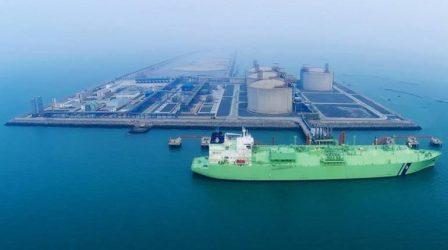 Αλεξανδρούπολη: Συμφωνία για τον νέο σταθμό υγροποιημένου φυσικού αερίου