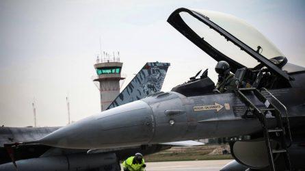 Πορτογαλικά F-16 στην Λιθουανία(photo)