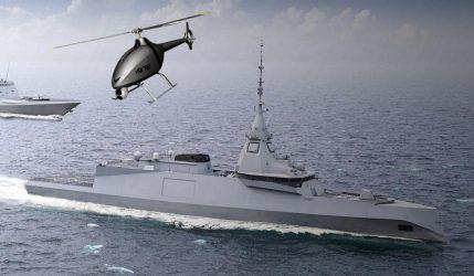Συνάντηση εκπροσώπων ελληνικών αμυντικών βιομηχανιών με τους Γάλλους της Naval Group