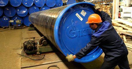 Πόλεμος μεταξύ της ρωσικής Gazprom και της ουκρανικής Naftogaz στην Ευρώπη