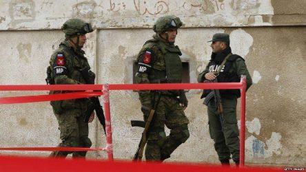 Δαμασκός: Ασπίδα στους Ιρανούς η Ρωσική στρατιωτική αστυνομία;