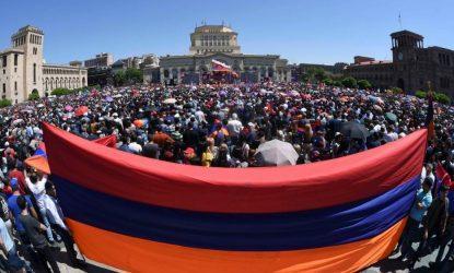 Αρμενία: Ο Πασινιάν δεν εξελέγη και καλεί σε αποκλεισμό δρόμων, σταθμών και αεροδρομίων