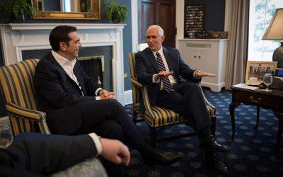 Λευκός Οίκος: Ιστορική ευκαιρία για επίλυση του Σκοπιανού