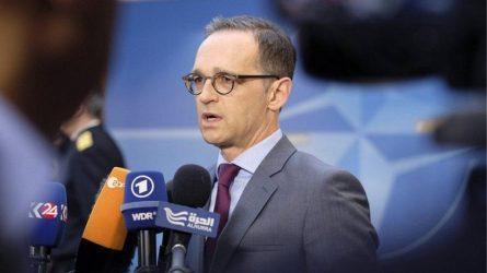 Γερμανός ΥΠΕΞ: Η Γερμανία εκφράζει το μεγάλο σεβασμό της στην Ελλάδα