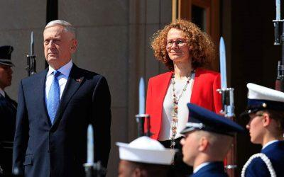 Τζιμ Μάτις: Πρώτα λύση με το όνομα και μετά ένταξη στο ΝΑΤΟ