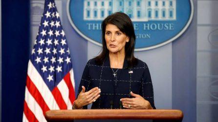 ΗΠΑ στον ΟΗΕ: Το Ισραήλ επέδειξε αυτοσυγκράτηση στη Γάζα