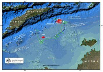 UNCLOS: Συμφωνία Αυστραλίας – Ανατολικού Τιμόρ Ως Κίνηση Παραδειγματισμού