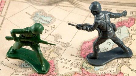 Ο πρώτος Γεω-επιχειρηματικός πόλεμος είναι γεγονός