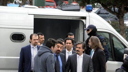 Αίτημα της κυβέρνησης στο ΣτΕ να μην δοθεί άσυλο σε έναν από τους οκτώ Τούρκους