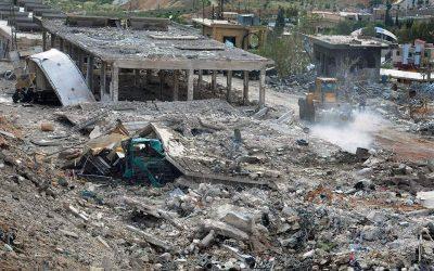 ΟΑΧΟ: Αέριο χλώριο πιθανόν να χρησιμοποιήθηκε σε επίθεση στην πόλη Σαρακέμπ της Συρίας