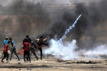 Τέσσερις Παλαιστίνιοι νεκροί και 380 τραυματίες