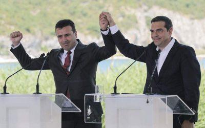 Reuters: Η πιθανή επίδραση της συμφωνίας για το Σκοπιανό στο ζήτημα του χρέους