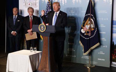 G7: Εφυγε πριν από τη λήξη ο Τραμπ – «Μας εκμεταλλεύτηκαν για δεκαετίες, δεν είναι δυνατόν να συνεχιστεί»