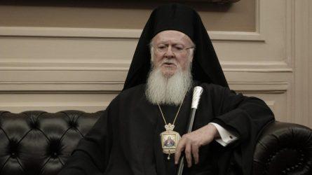 Bαρθολομαίος: Το σημαντικότερο εκκλησιαστικό γεγονός της χρονιάς η Αυτοκεφαλία της Ουκρανίας