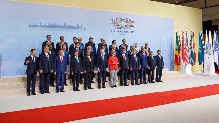 "G20: ""Καμπανάκι κινδύνου"" για την παγκόσμια οικονομία"