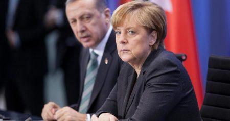 Στο Βερολίνο για επίσημη επίσκεψη ο Ερντογάν