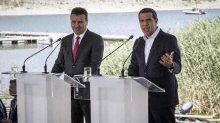 Προβάδισμα 6,5 μονάδων υπέρ του «Ναι» στην ΠΓΔΜ για την Συμφωνία των Πρεσπών