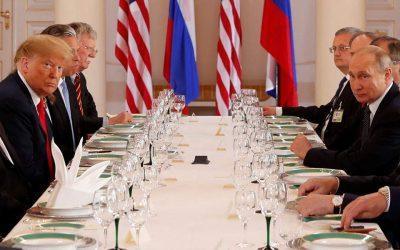 Τραμπ: «Καλή αρχή» – Πούτιν: Καιρός να συζητήσουμε για τις σχέσεις μας