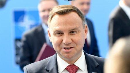 Ντούντα: Η ΕΕ πρέπει να πάψει να εξαρτάται από το ρωσικό φυσικό αέριο